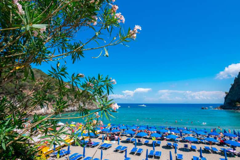 Offer July/August in Ischia